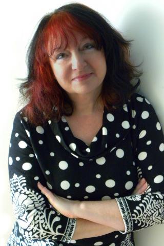 Éveline Gallant Fournier, la marraine du FAVA 2014