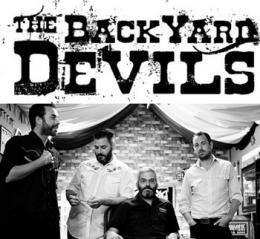 Back Yard Devils à la Nuit des arts au Festival des arts visuels en Atlantique 2015