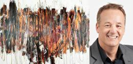 Gilles Haché au Festival des arts visuels en Atlantique 2015