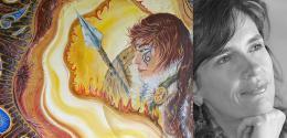 Marie-Alexandrine Hudon au Festival des arts visuels en Atlantique 2015