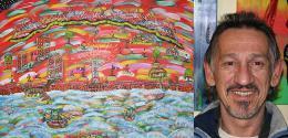Paul Ouellette au Festival des arts visuels en Atlantique 2015