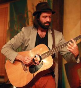 Shaun Ferguson à la Nuit des arts du FAVA 2015