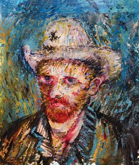 Café Vincent Van Gogh